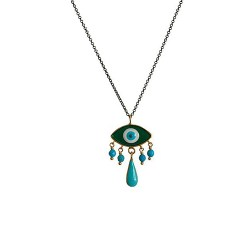 IGMSHOP-Vally Contidis-Evil Eye Necklace-3-S